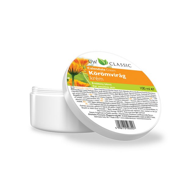 UW Clacssic Körömvirág krém 100 ml