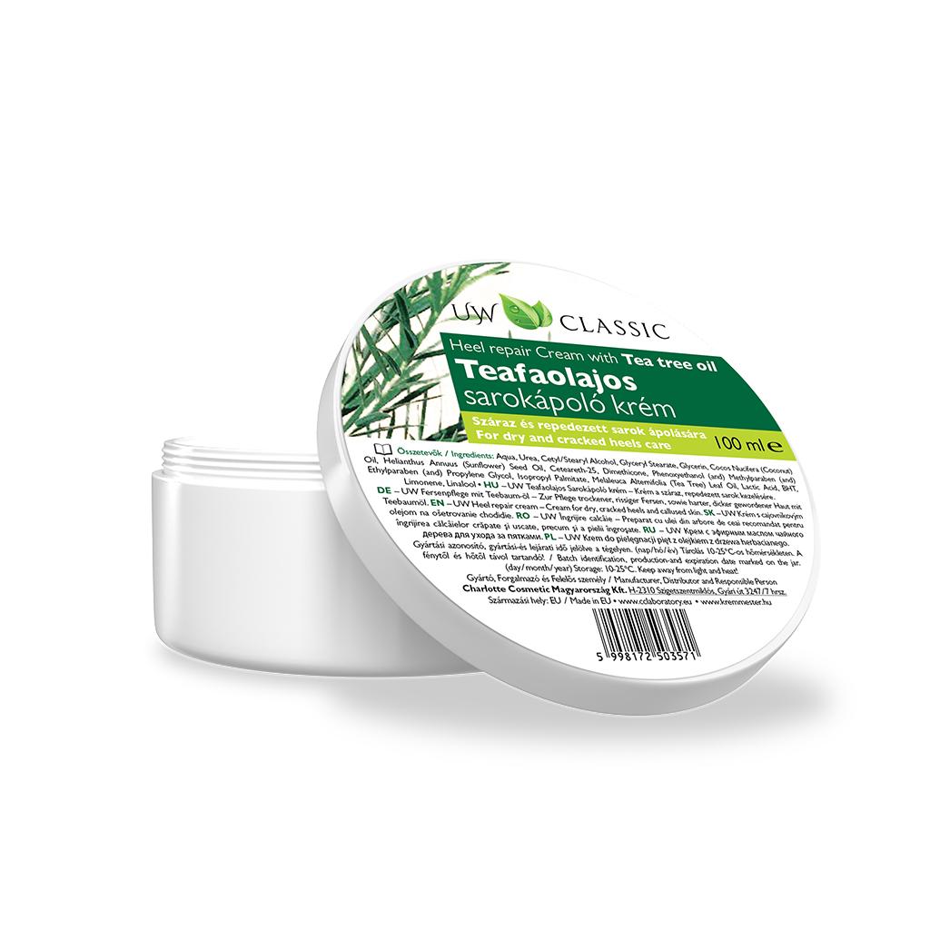 UW Classic Sarokápoló krém 100 ml