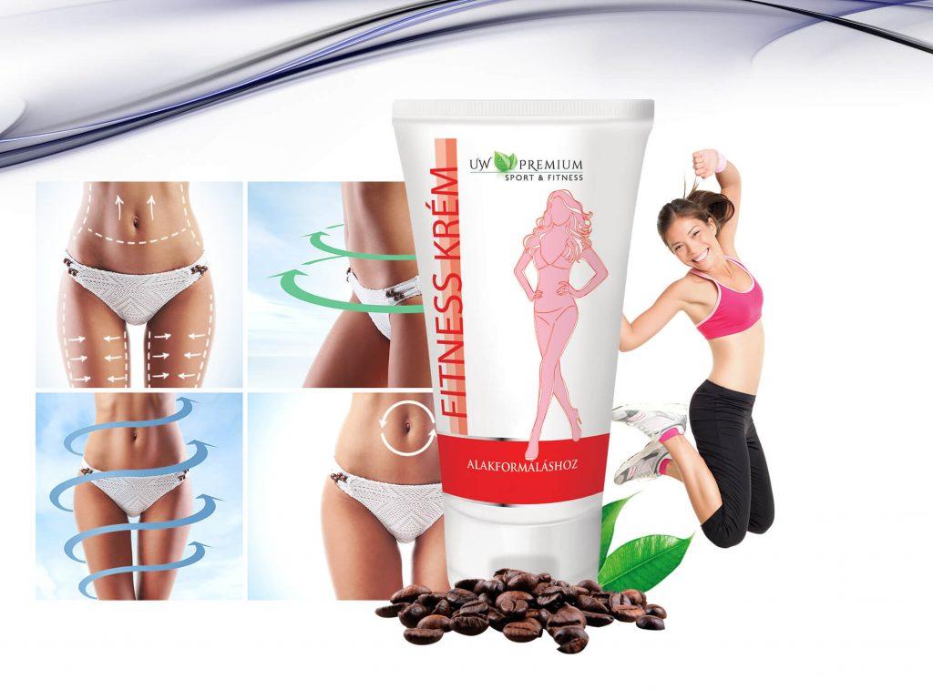 UW Premium Fitness krém