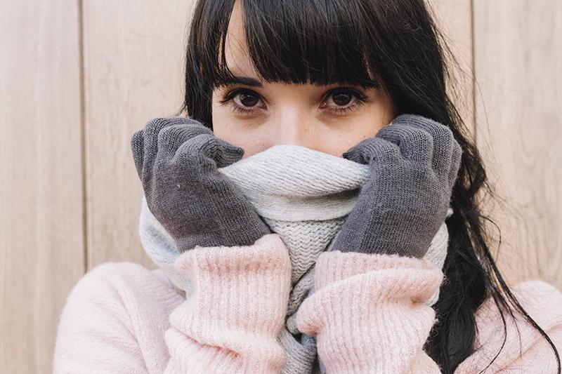 Kézápolás télen