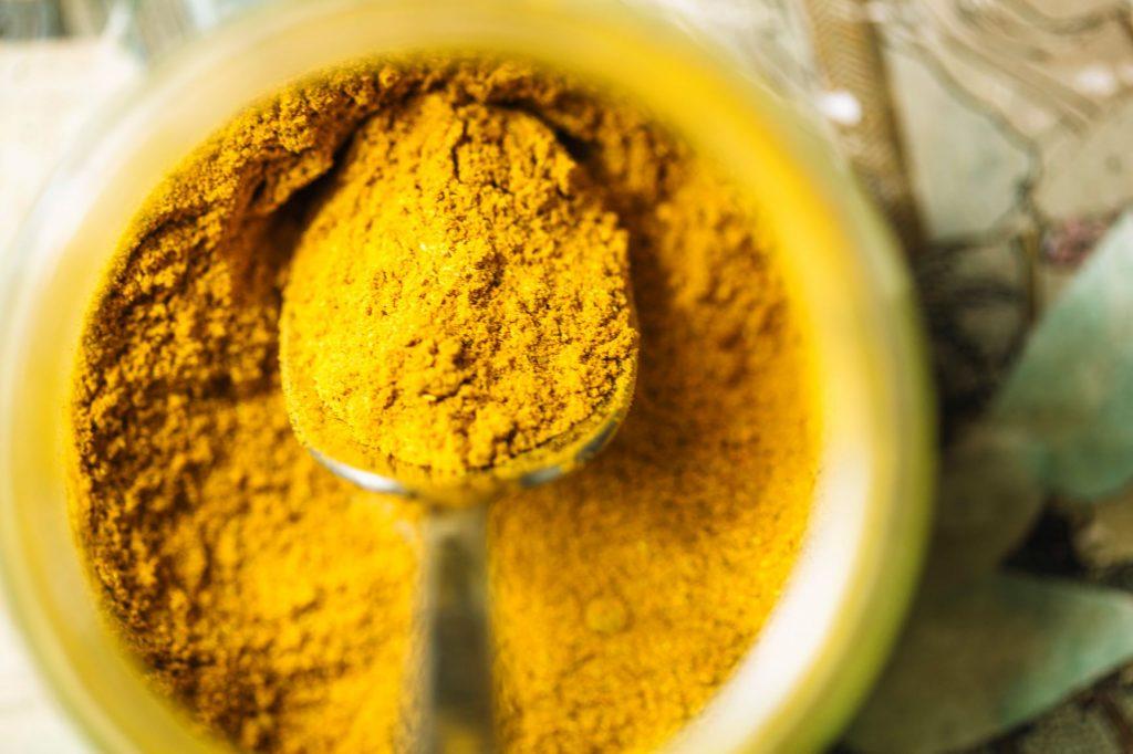 A kurkuma - Gyógyító fűszer az asztalon