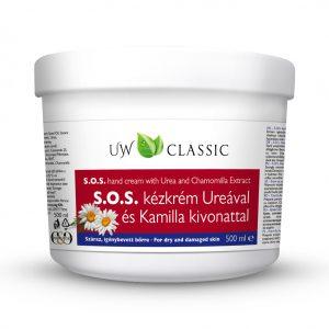 UW Classic SOS kézkrém 500 ml