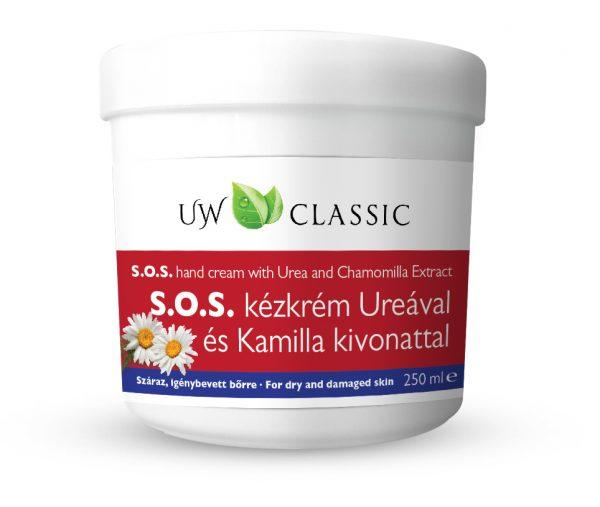 UW Classic SOS kézkrém 250 ml