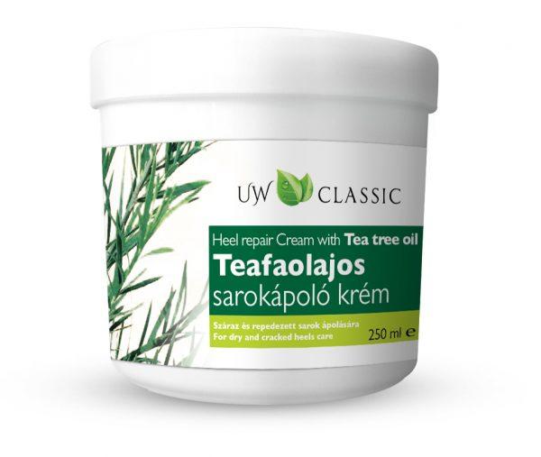 UW Classic Teafaolajos Sarokápoló krém 250 ml