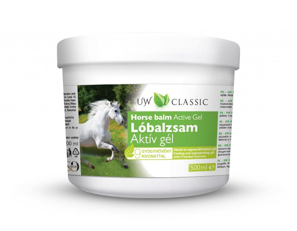 UW Classic Lóbalzsam Aktív 500 ml
